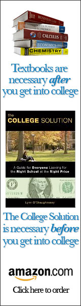 The College Solution Book at Amazon.com